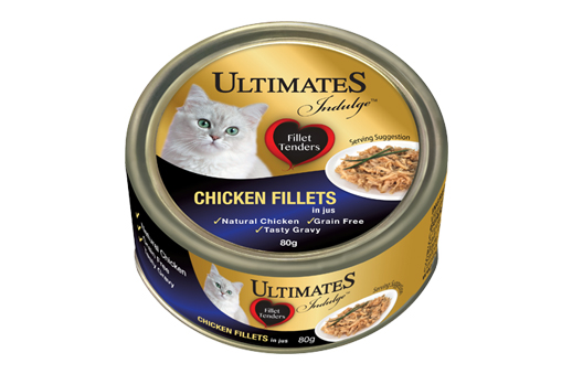 Chicken Fillets in jus