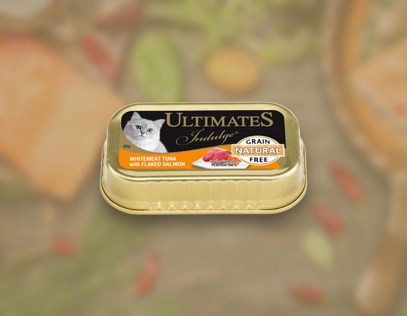 Whitemeat Tuna with Flaked Salmon