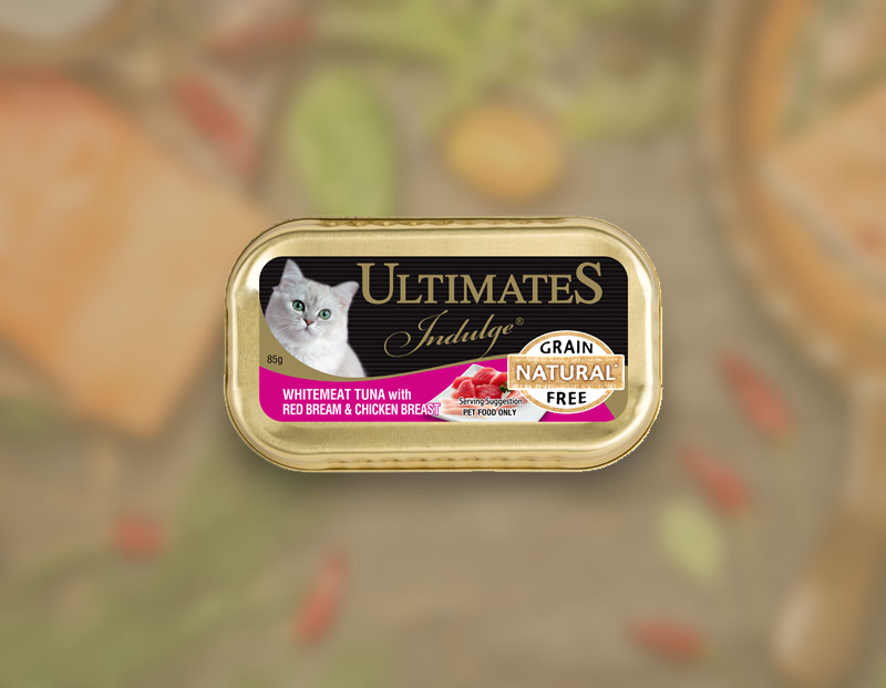 Whitemeat Tuna with Red Bream & Chicken Breast