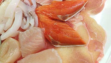Natural Real Fish & Meat